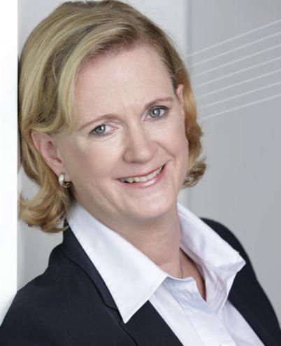 Andrea Haase - con su empresa ESCAMINAL asiste a hispanohablantes en su traslado a Fráncfort y a la región Rin-Meno.